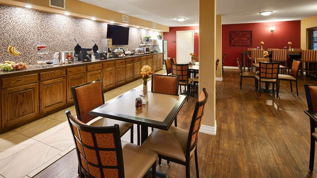 Best Western Canton Inn - Restaurant / Etablissement gastronomique