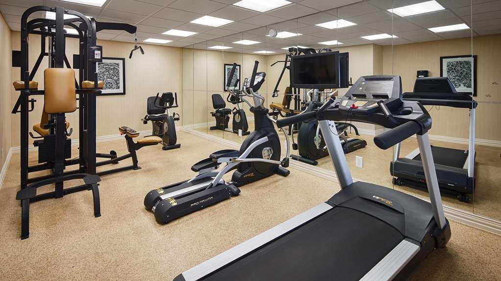 Best Western Canton Inn - Club de remise en forme