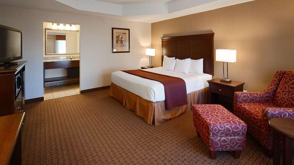 Best Western Canton Inn - Habitaciones/Alojamientos