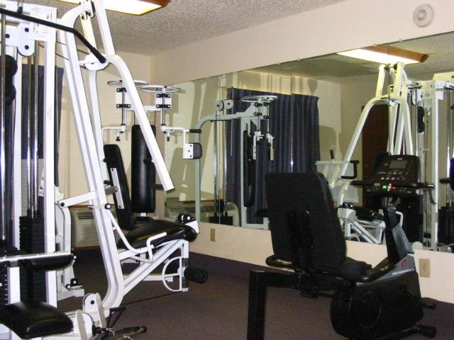 Best Western Trail Dust Inn & Suites - Fitnessraum