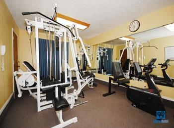 Best Western Trail Dust Inn & Suites - Fitnessstudio