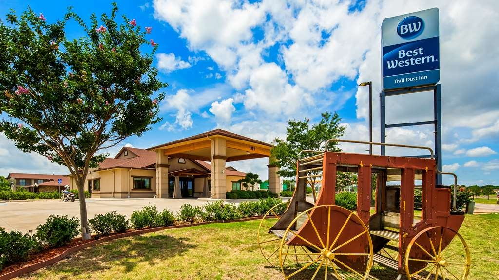 Best Western Trail Dust Inn & Suites - Welcome to the Best Western Trail Dust Inn & Suites!