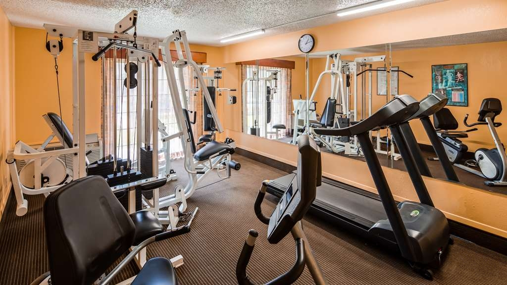 Best Western Trail Dust Inn & Suites - Fitness Center