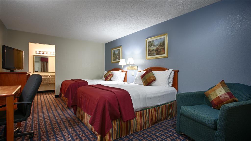 Best Western Palestine Inn - Guest Room