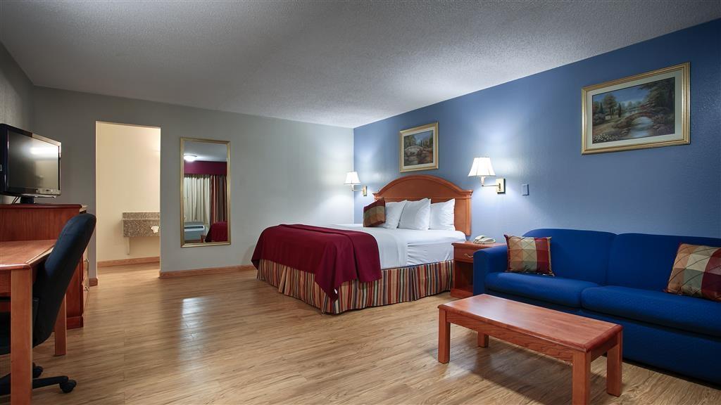 Best Western Palestine Inn - Gästezimmer/ Unterkünfte
