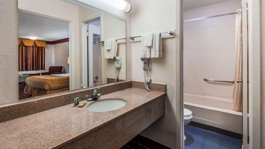 Best Western Decatur Inn - Chambres / Logements