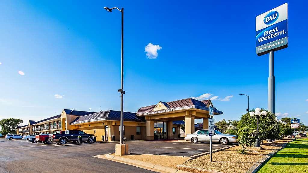 Best Western Northgate Inn - Aussenansicht