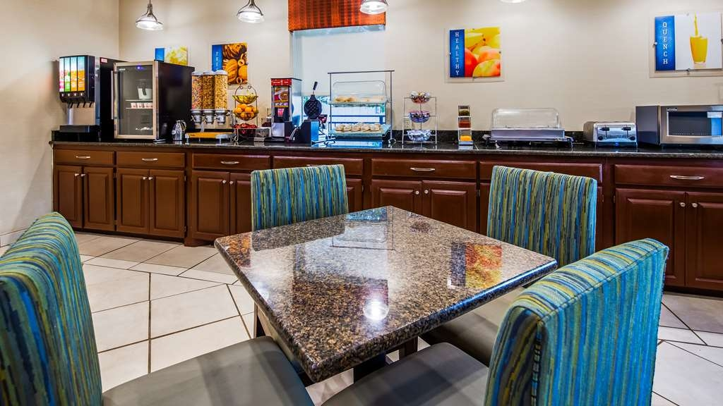 Best Western Northgate Inn - Even if you are in rush, don't miss the most important meal of the day!