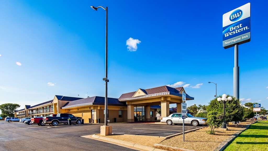Best Western Northgate Inn - Exterior Daytime