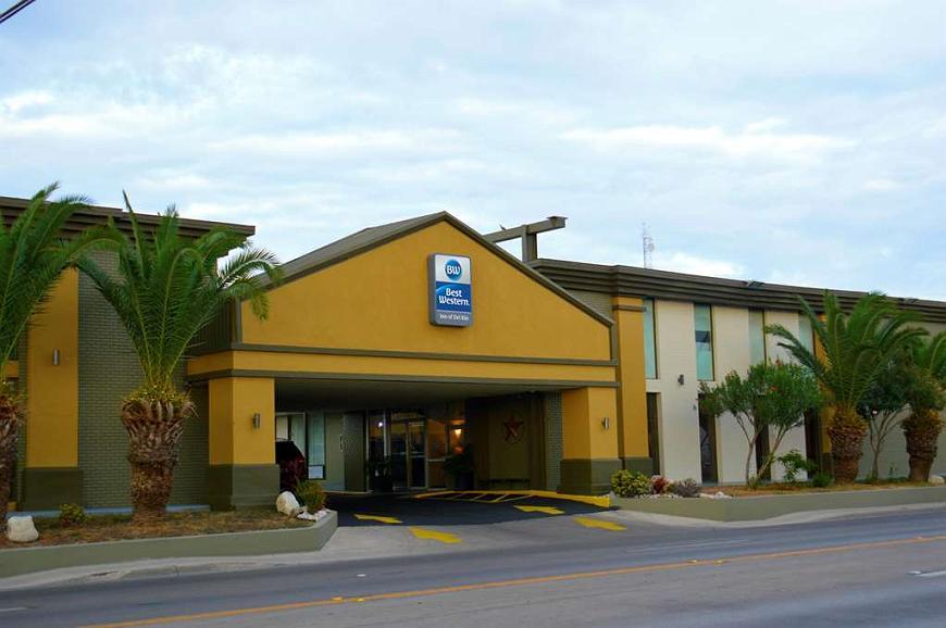 Best Western Inn of Del Rio - Aussenansicht