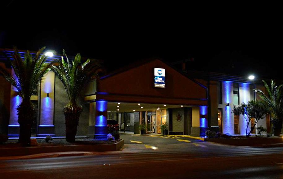 Best Western Inn of Del Rio - DSC