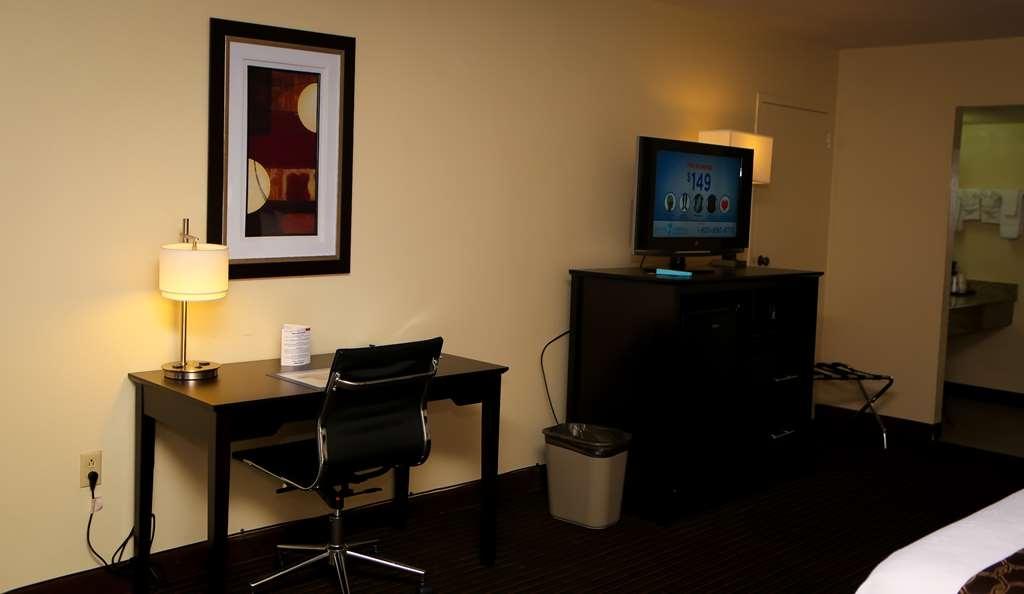 Best Western Inn of Del Rio - habitación de huéspedes-amenidad