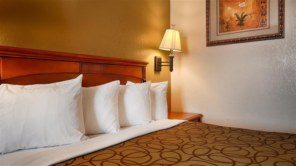 Best Western Caprock Inn - Chambre