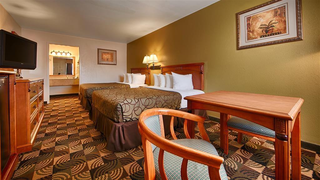 Best Western Caprock Inn - Chambre avec deux lits queen size