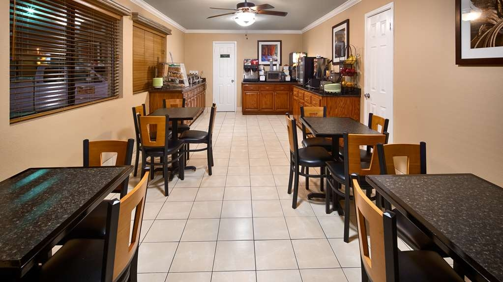 Best Western Caprock Inn - Restaurant / Etablissement gastronomique