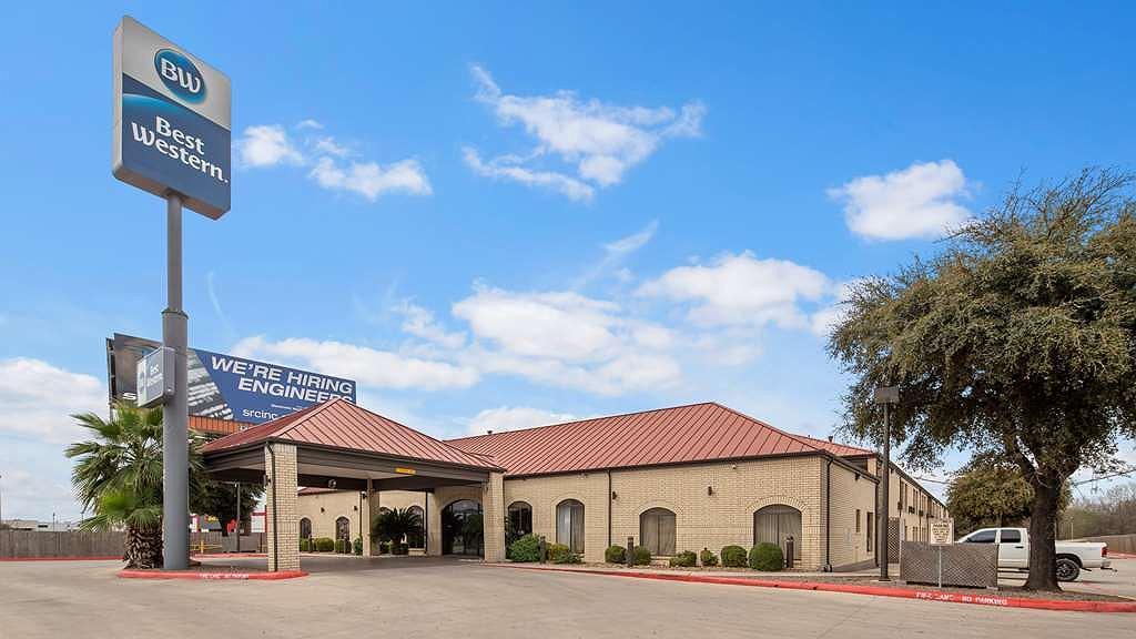 Best Western Ingram Park Inn - Vista exterior