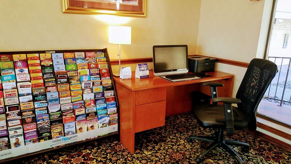 Best Western Ingram Park Inn - Vista esterna
