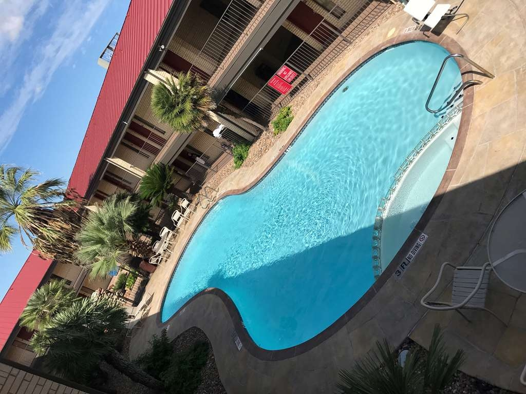 Best Western Ingram Park Inn - Piscina