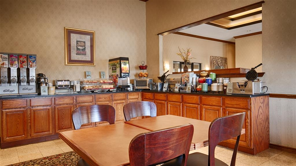 Best Western Ingram Park Inn - Area colazione