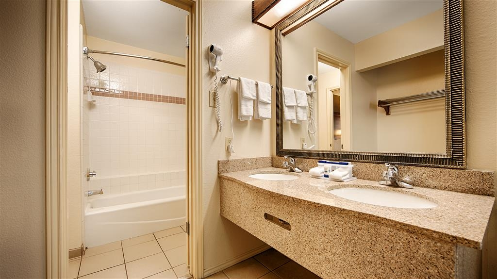 Best Western Ingram Park Inn - Bagno