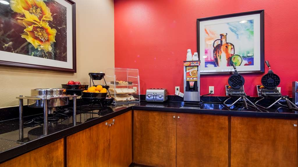 Best Western Rose Garden Inn & Suites - Restaurante/Comedor