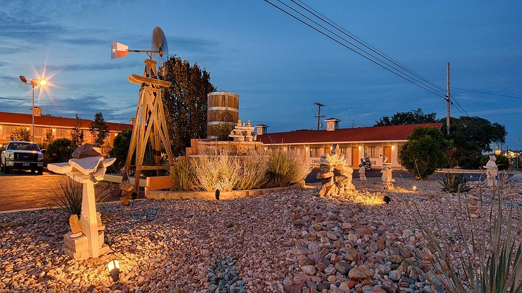 Best Western Llano - Aussenansicht