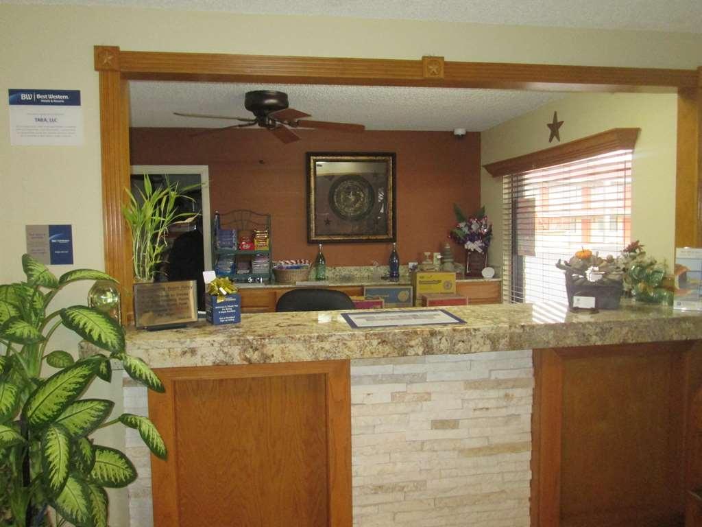 Best Western Llano - Hall