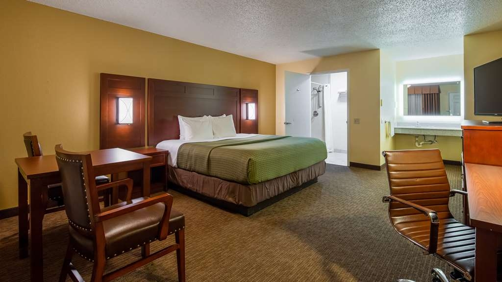 Best Western Llano - Habitaciones/Alojamientos