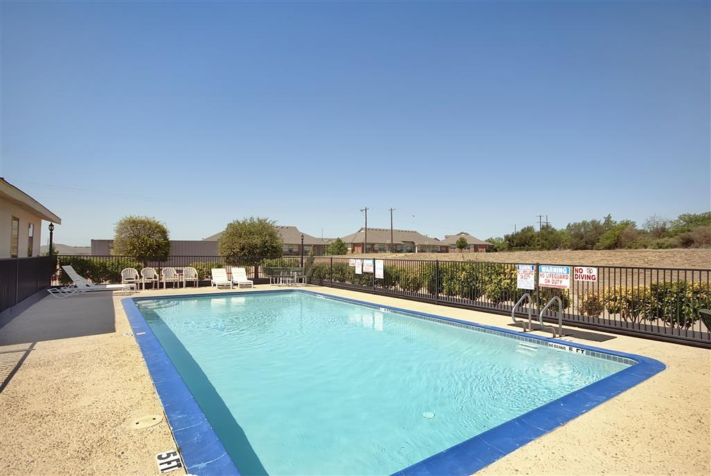 Best Western Brady Inn - Piscina all'aperto