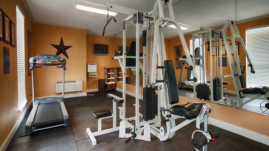 Best Western Brady Inn - Club de salud