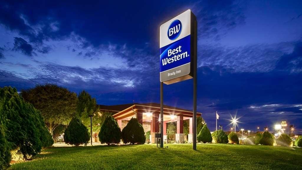 Best Western Brady Inn - Facciata dell'albergo