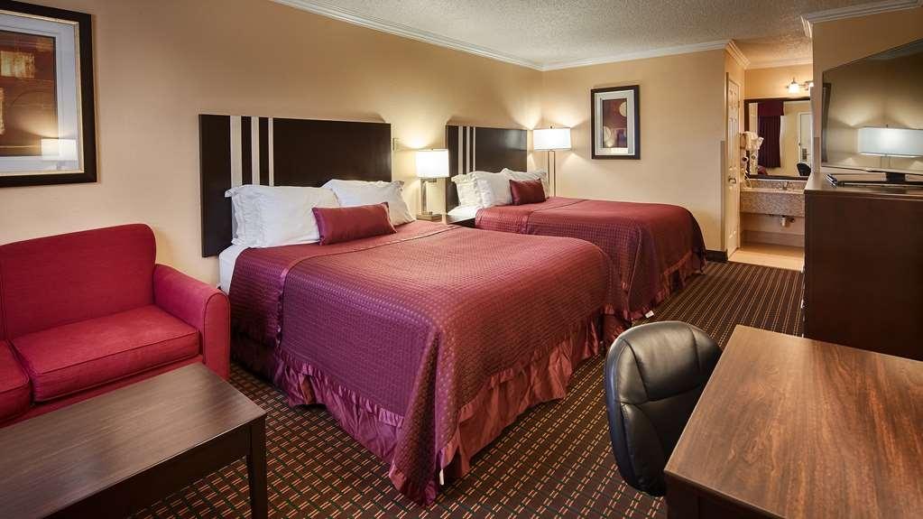 Best Western Brady Inn - Habitaciones/Alojamientos