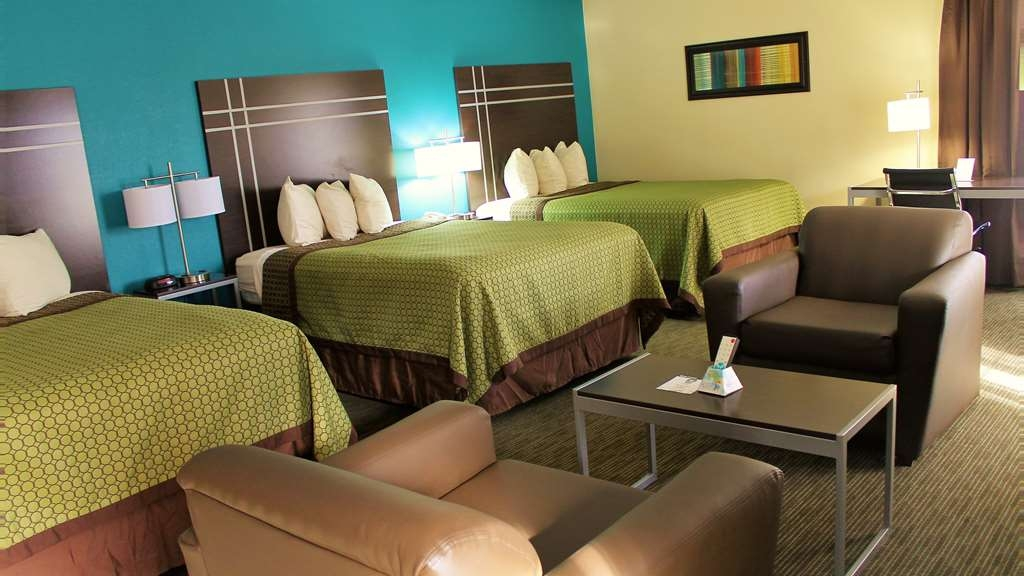 Best Western Inn of Nacogdoches - Chambre