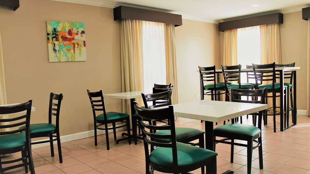 Best Western Inn of Nacogdoches - Zona de desayunos