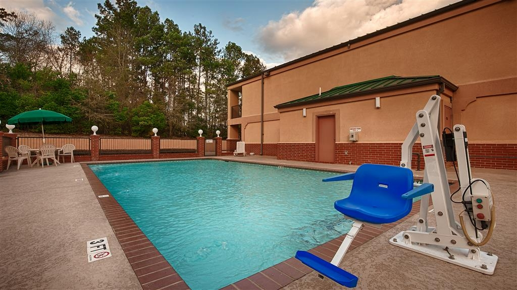 Best Western Inn of Nacogdoches - Zona de piscina