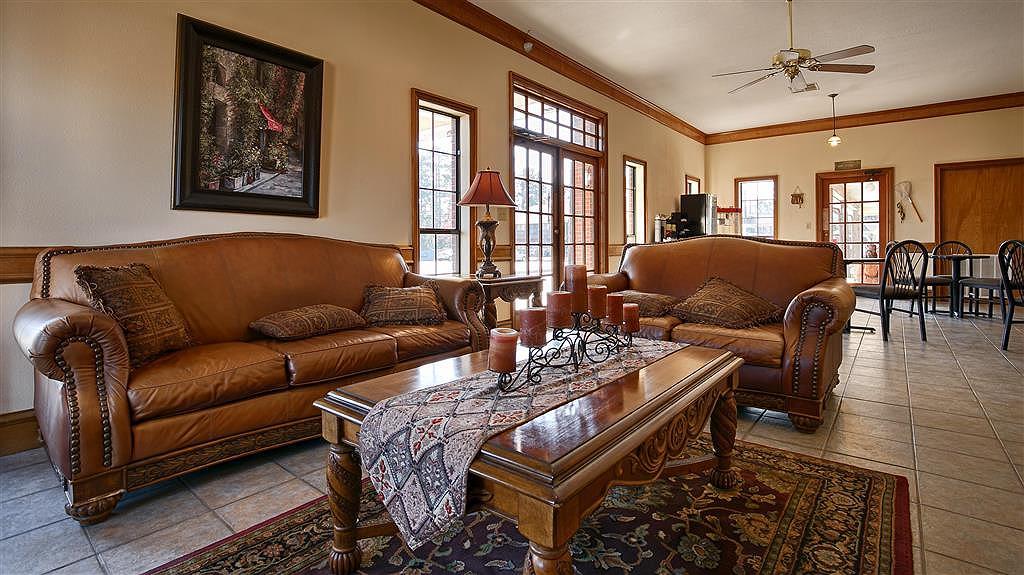 Best Western Inn of Jasper - Vue du lobby
