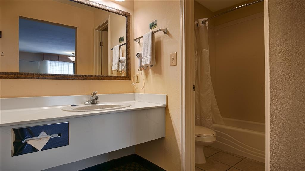 Best Western Inn of Jasper - Salle de bain