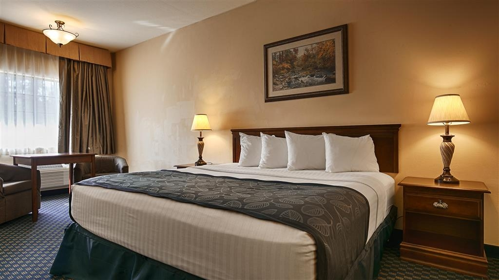 Best Western Inn of Jasper - Chambres / Logements