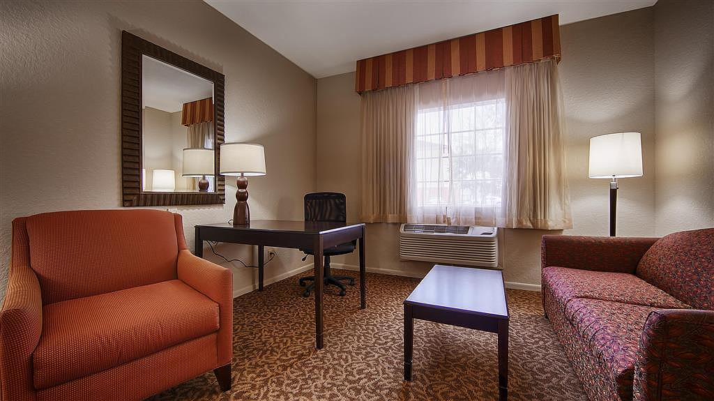 Best Western Plus Westchase Mini-Suites