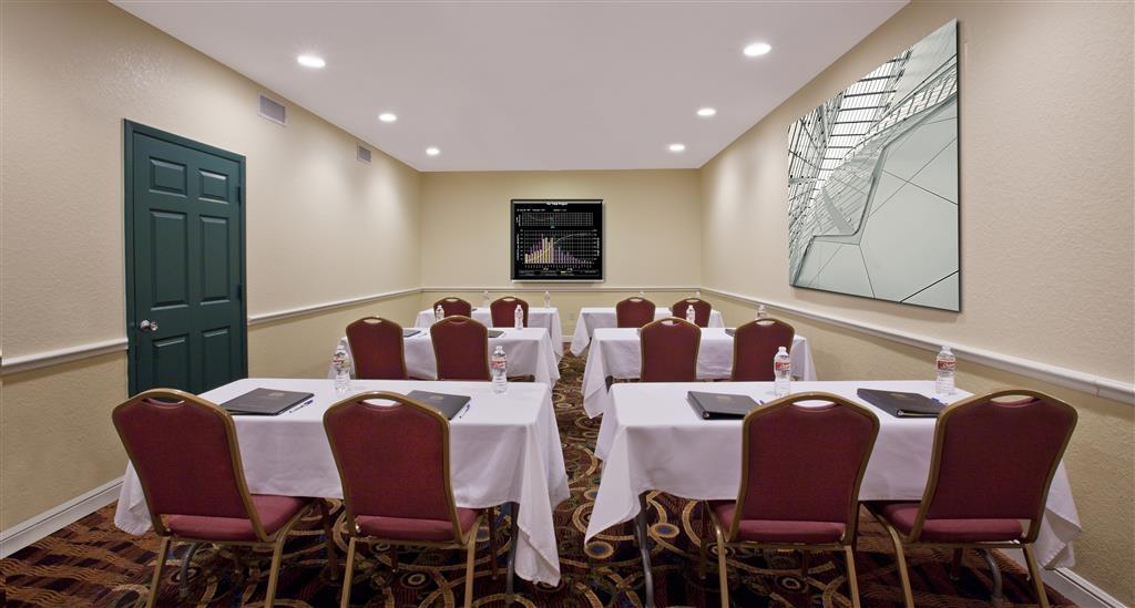 Best Western Westchase Mini-Suites - Sala conferenze