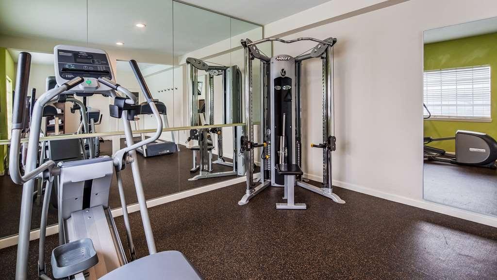 Best Western Westchase Mini-Suites - Centro benessere