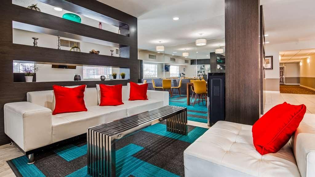 Best Western Westchase Mini-Suites - Hall