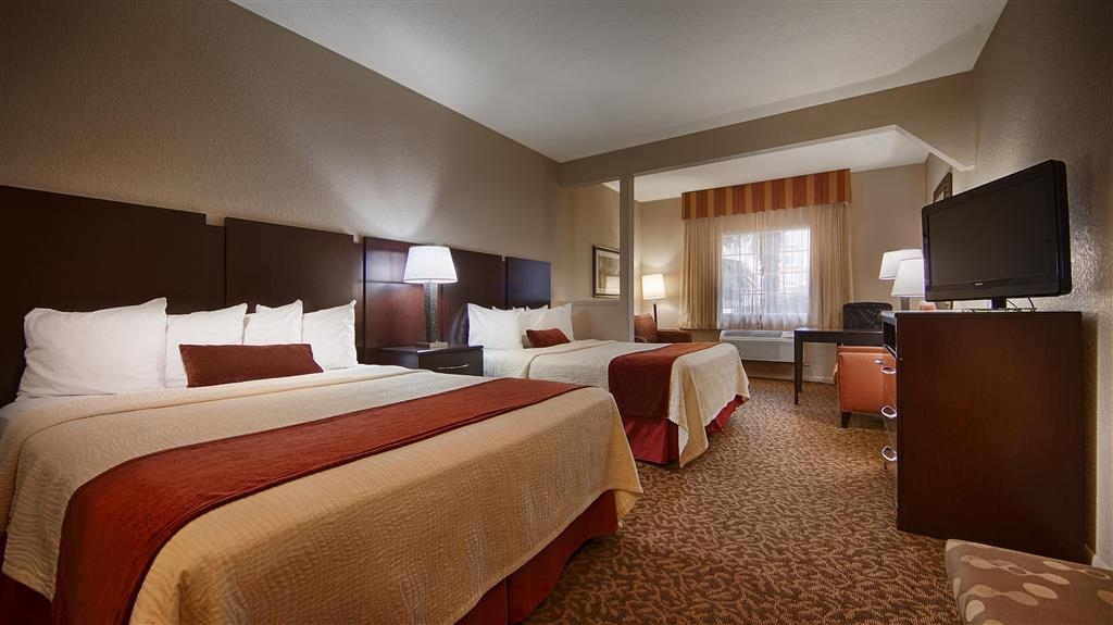 Best Western Westchase Mini-Suites - Chambre