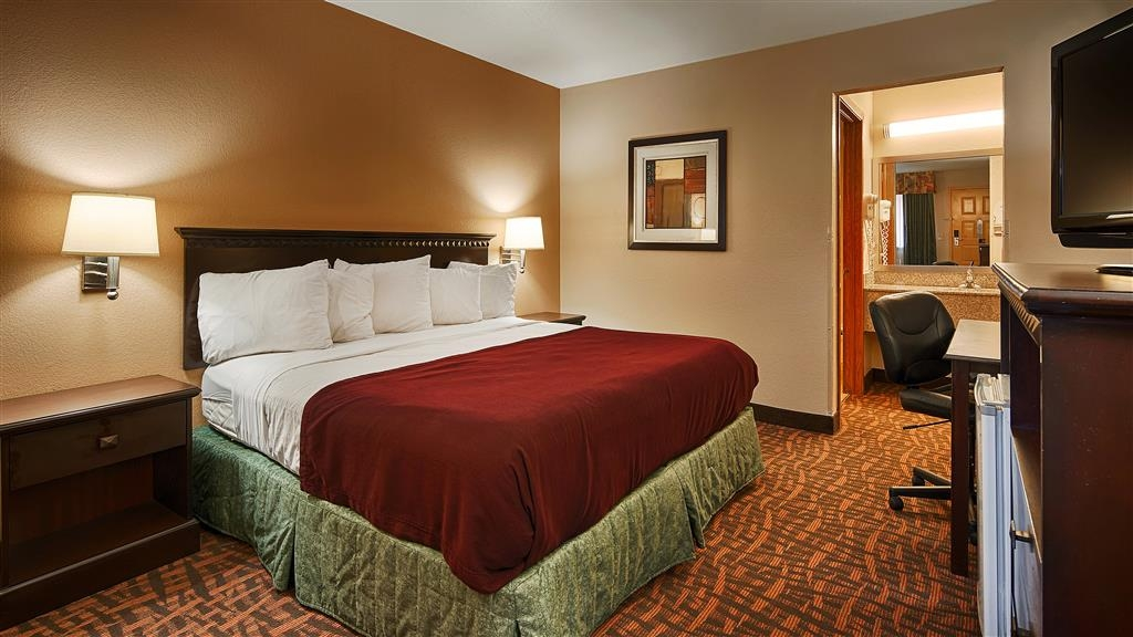 Best Western Sunland Park Inn - King Bed Guest Room