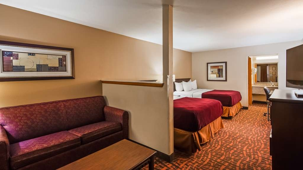 Best Western Sunland Park Inn - Habitaciones/Alojamientos