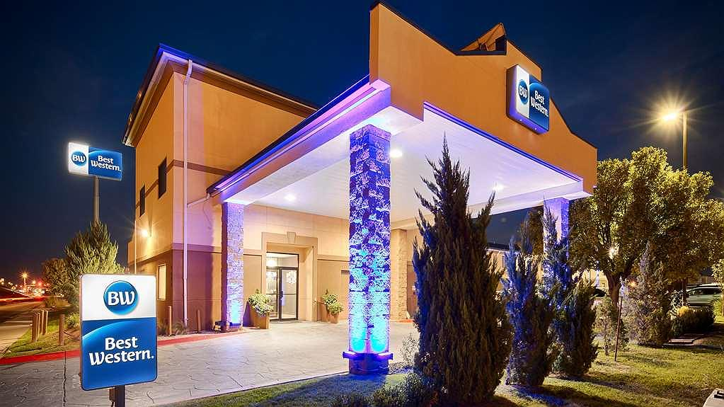 Best Western Santa Fe - Facciata dell'albergo