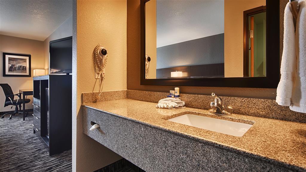 Best Western Santa Fe - Cuarto de baño de clientes