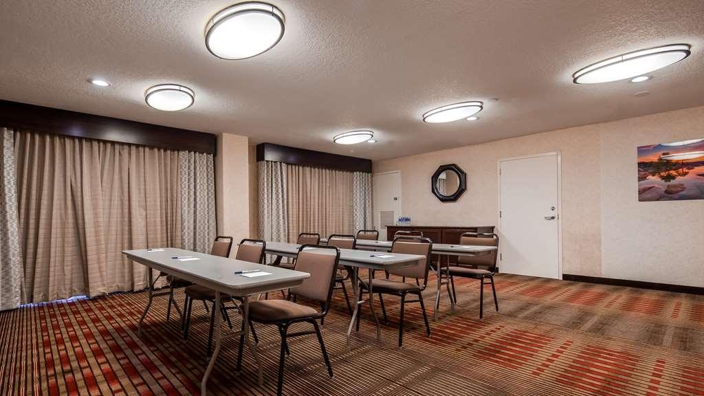 Best Western Marble Falls Inn - Sala de reuniones