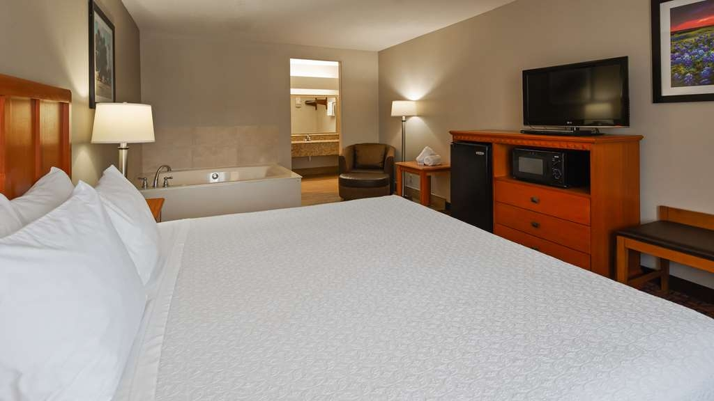 Best Western Marble Falls Inn - Habitaciones/Alojamientos