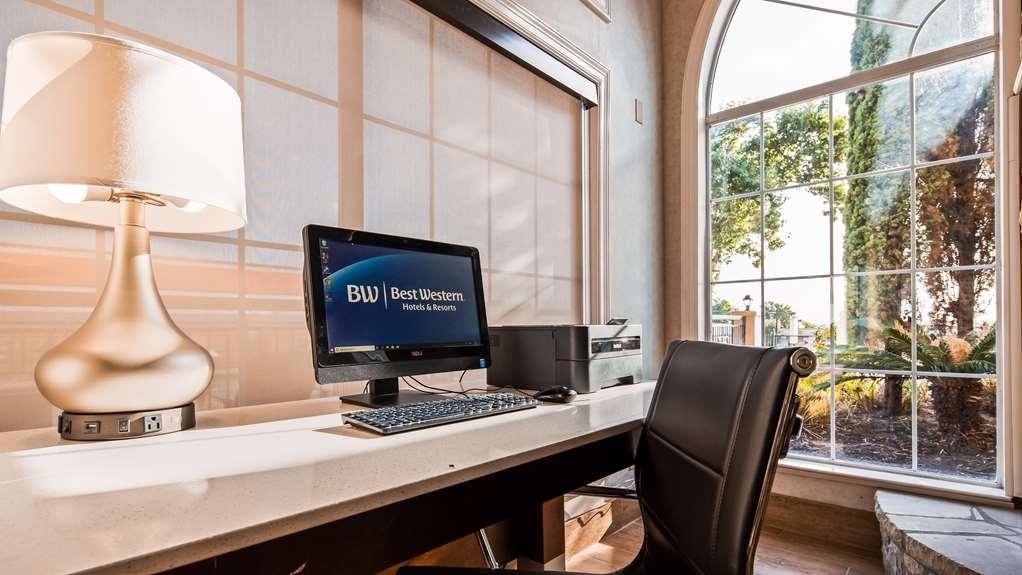 Best Western Marble Falls Inn - centro de negocios-característica